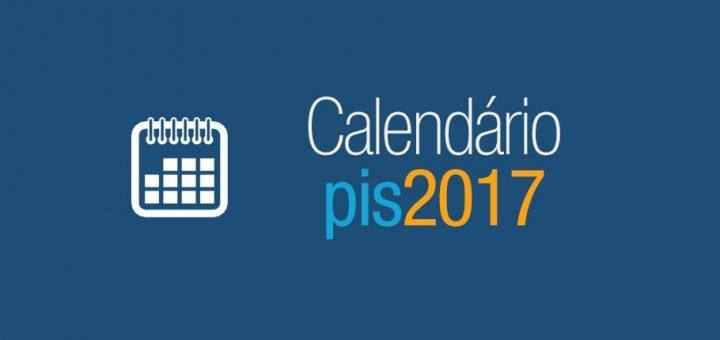 Calendário Pis 2017