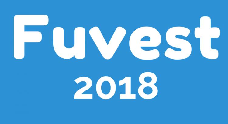 Inscrição fuvest 2018