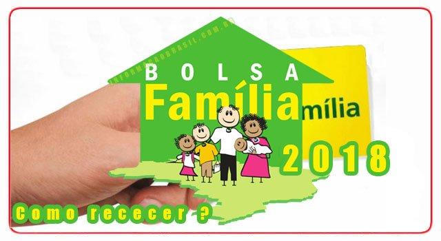 bolsa familia 2018 - Saiba como receber e veja o Calendário